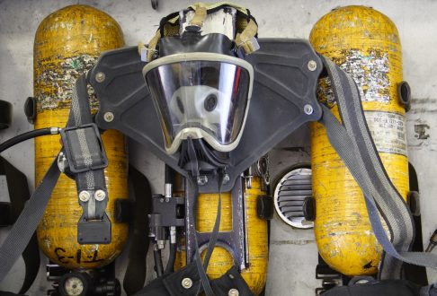 Self Contained Breathing Apparatus Mask Inserts