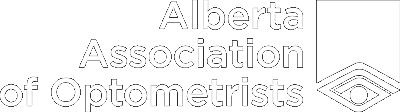 The Alberta Association of Optometrist Logo